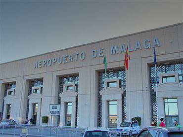 NORDISK TAXI ® offers its special service for the transport of passengers from Malaga airport.